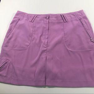 DKNY shorts skorts  size 18 stretch